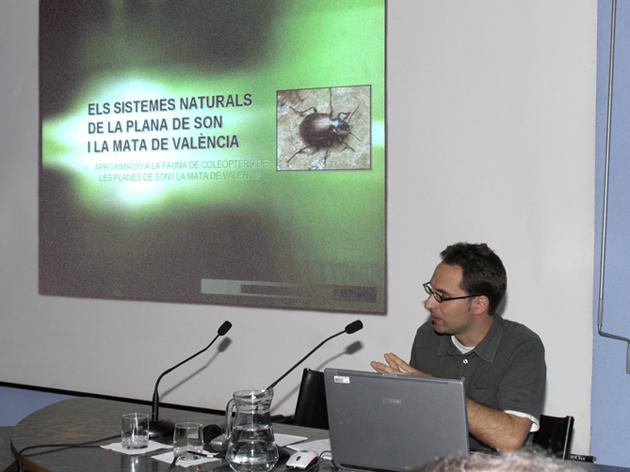 Jordi Agulló. Foto: J. Vidal