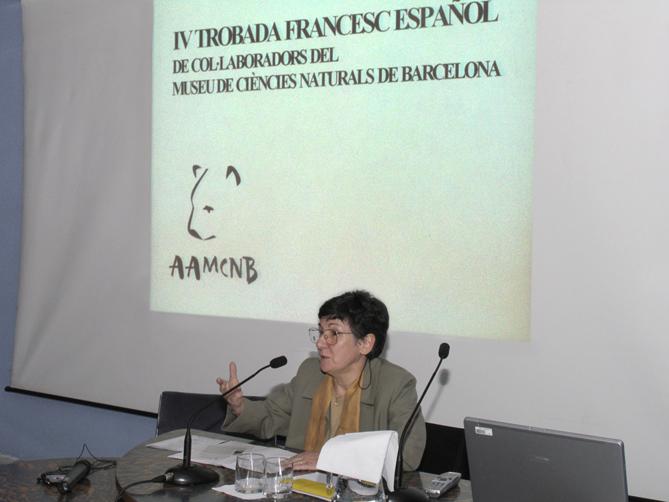 Alícia Masriera. Foto: J. Vidal