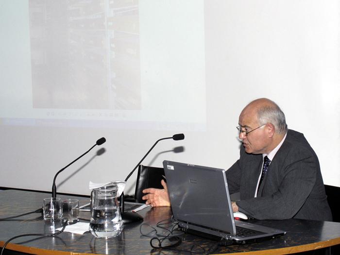 J. J. Pérez de Gregorio. Foto: J. Vidal